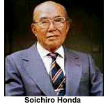 the life of soichiro honda an the humble beginnings of honda motor company